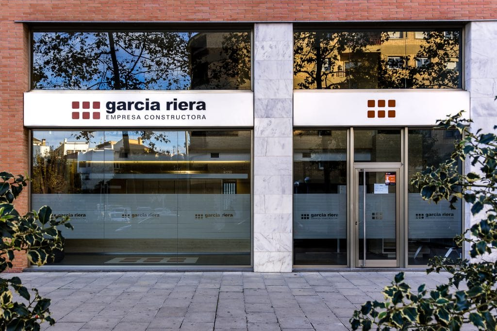 façana Garcia Riera