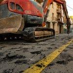 projecte pavimentacio carrer major pobla mafumet