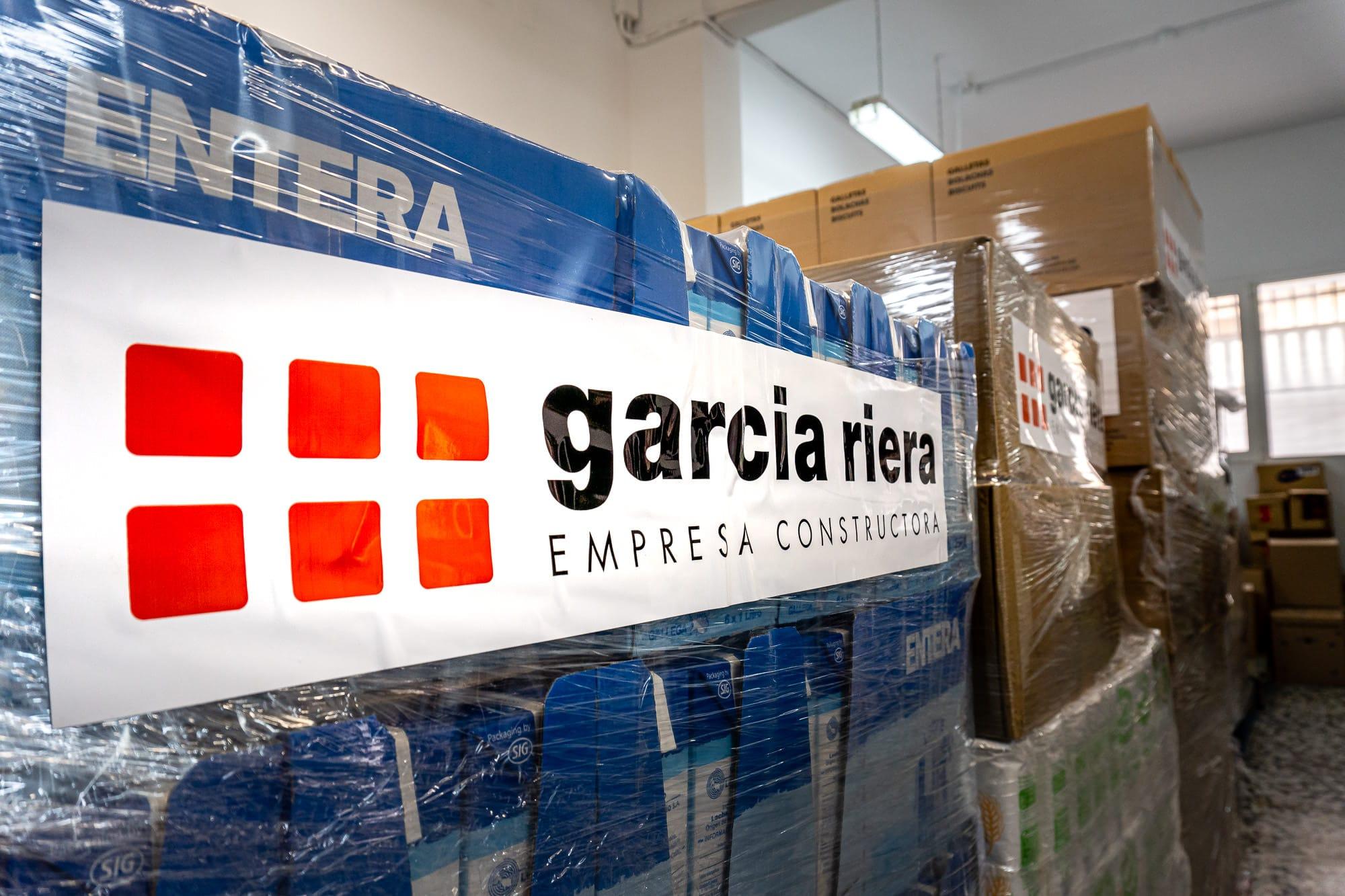 garcia riera dona 3 tones aliments banc aliments ajuntament vila-seca